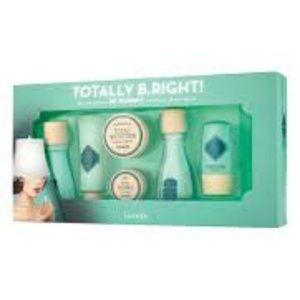 BNIB Benefit Cosmetics Totally B.right! Skincare